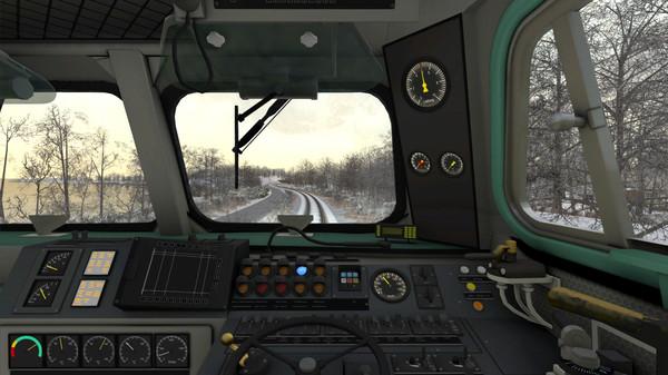 скриншот Train Simulator 3