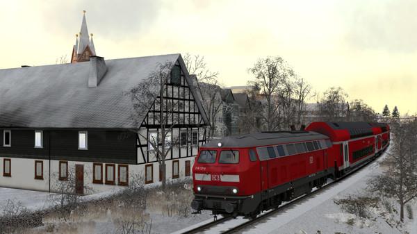 скриншот Train Simulator 4