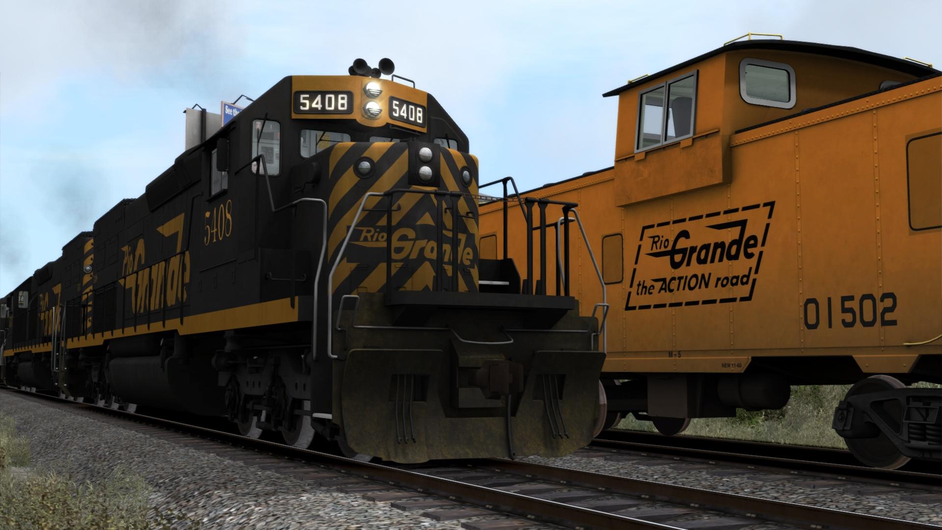 Train Simulator 2019 Torrent Download V66.1b