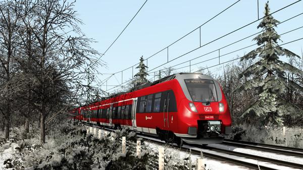 скриншот Train Simulator 1