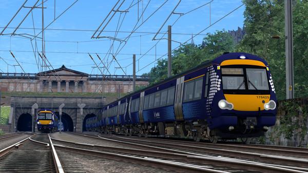 скриншот Train Simulator 0