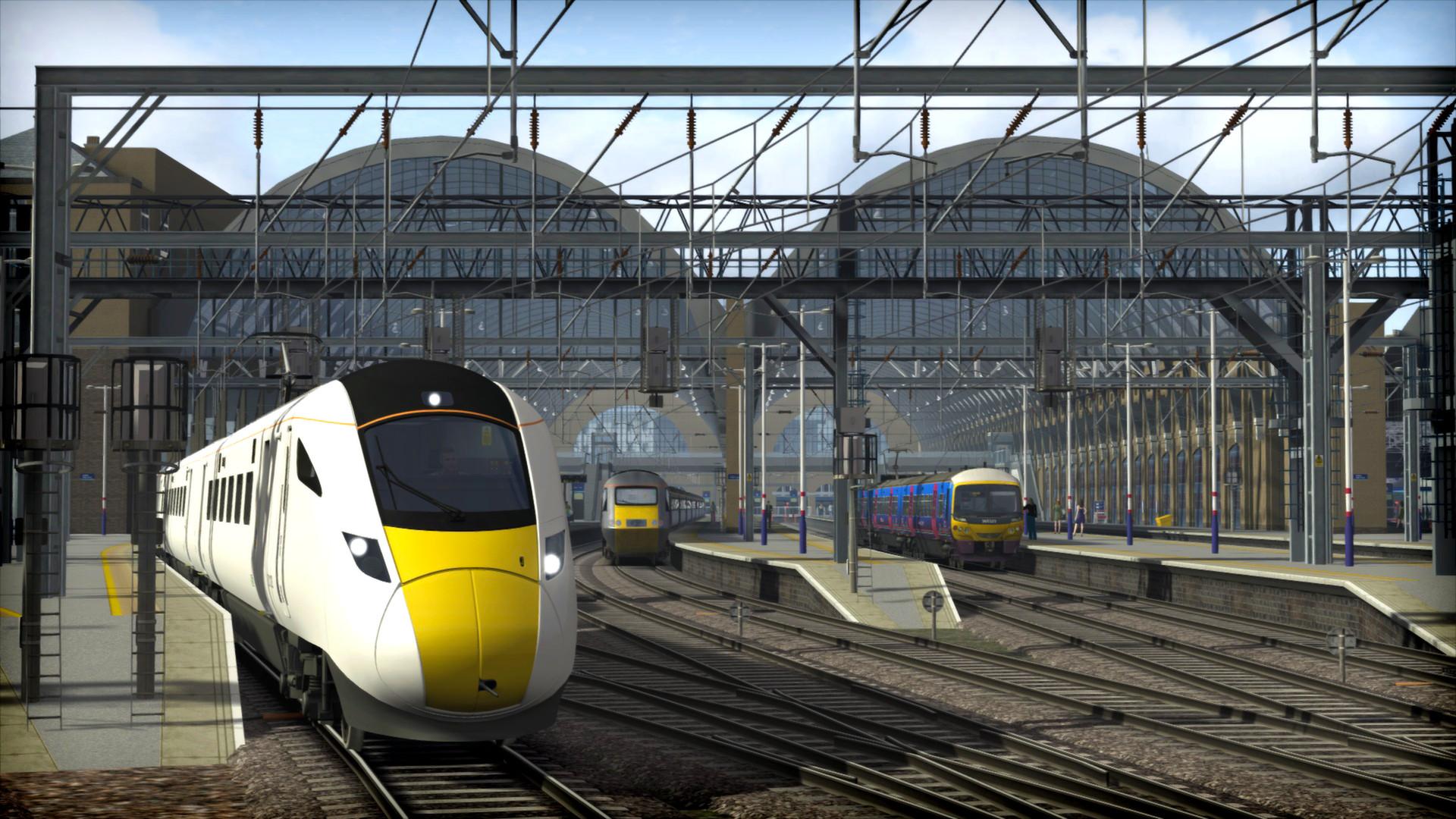 Train Simulator 2015 Multilenguaje ESPAÑOL PC PROPER