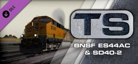 BNSF ES44AC & SD40-2 Loco Add-On