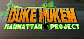 Duke Nukem: Manhattan Project cover art