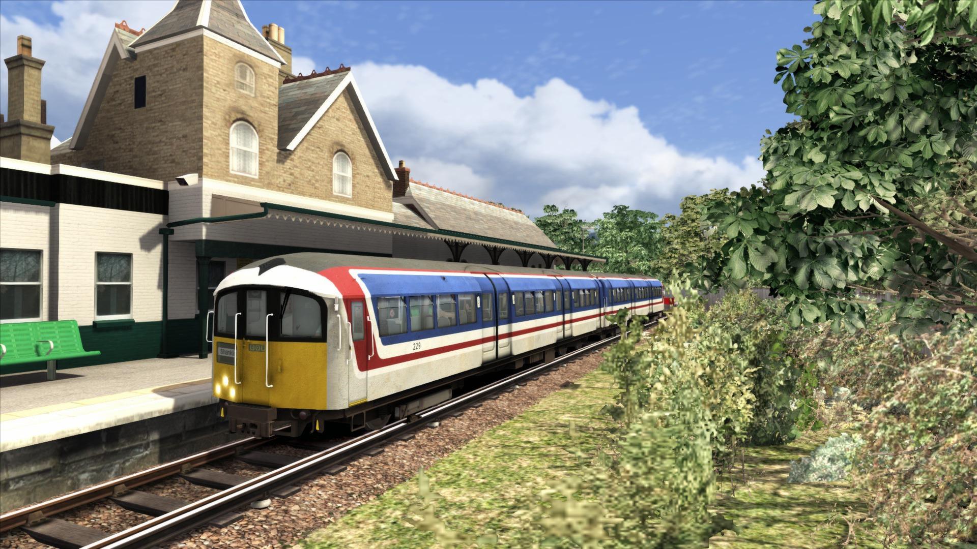 Train Simulator: Isle of Wight Route Add-On