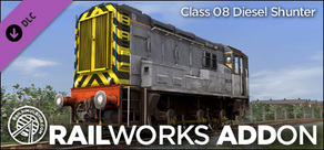 Class 08 Diesel Shunter RailWorks Add-on « DLC Details « /tr