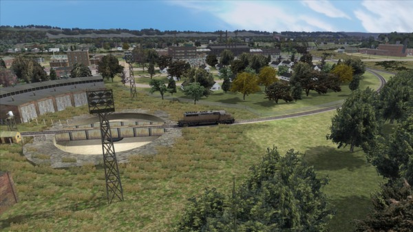 Train Simulator: Rascal & Cottonwood Route Add-On (DLC)