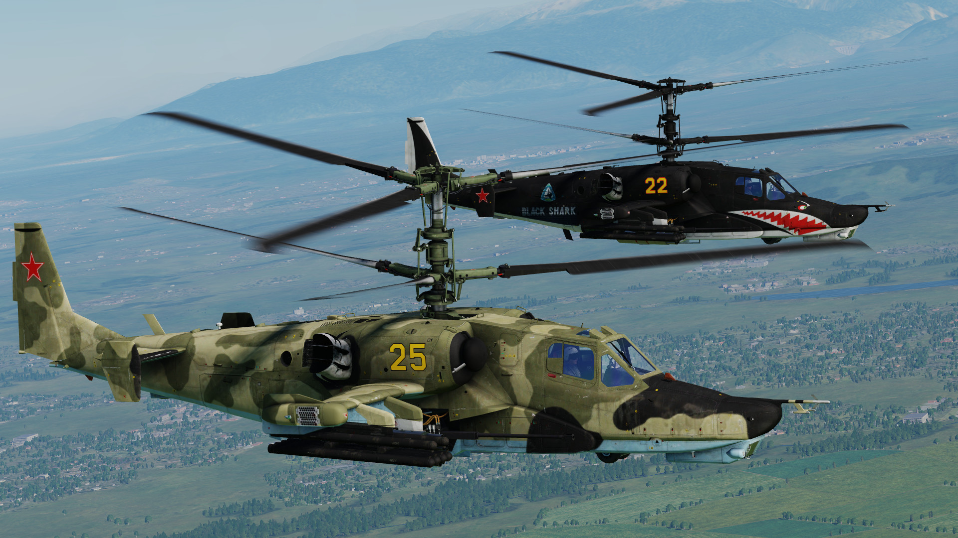 DCS: Ka-50 Black Shark: description, system requirements 38