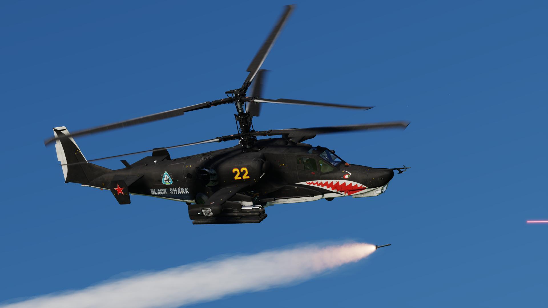DCS: Ka-50 Black Shark: description, system requirements 19