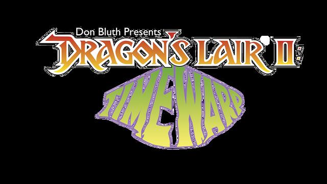 Dragon's Lair 2: Time Warp logo