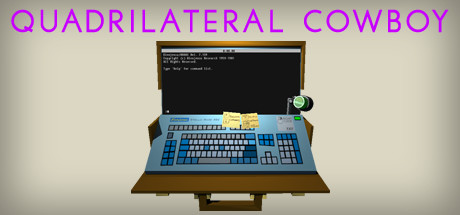 Quadrilateral Cowboy