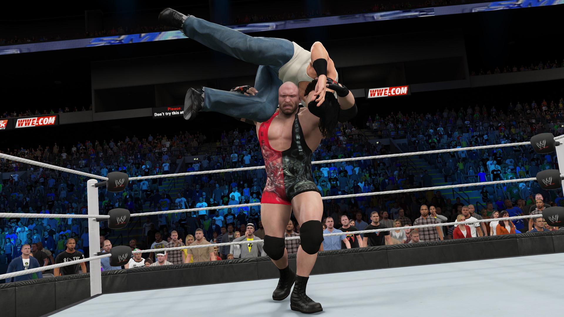 WWE 2K15 ESPAÑOL Full PC + DLC Pack Addon (RELOADED) + REPACK 5 DVD5 (JPW) 7