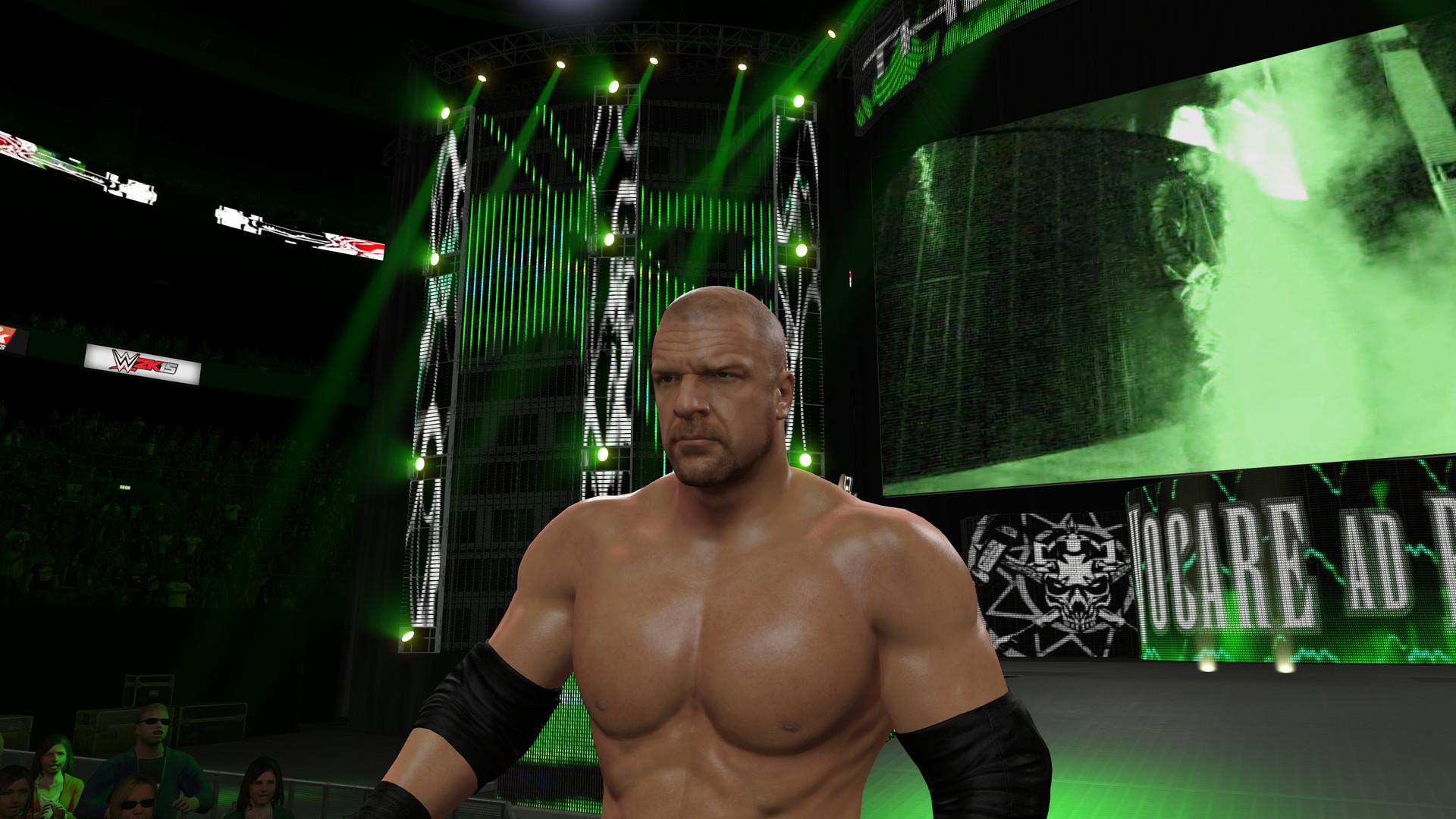 WWE 2K15 ESPAÑOL Full PC + DLC Pack Addon (RELOADED) + REPACK 5 DVD5 (JPW) 2