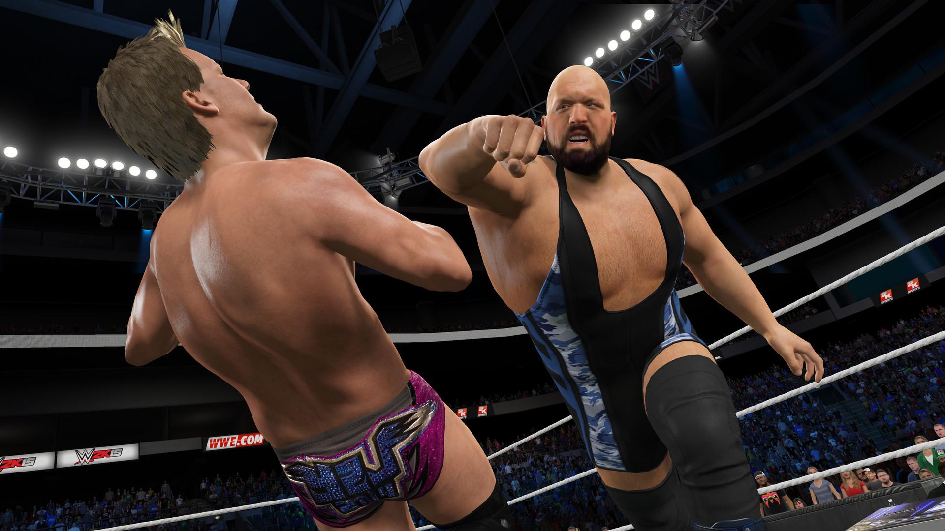 WWE 2K15 ESPAÑOL Full PC + DLC Pack Addon (RELOADED) + REPACK 5 DVD5 (JPW) 3
