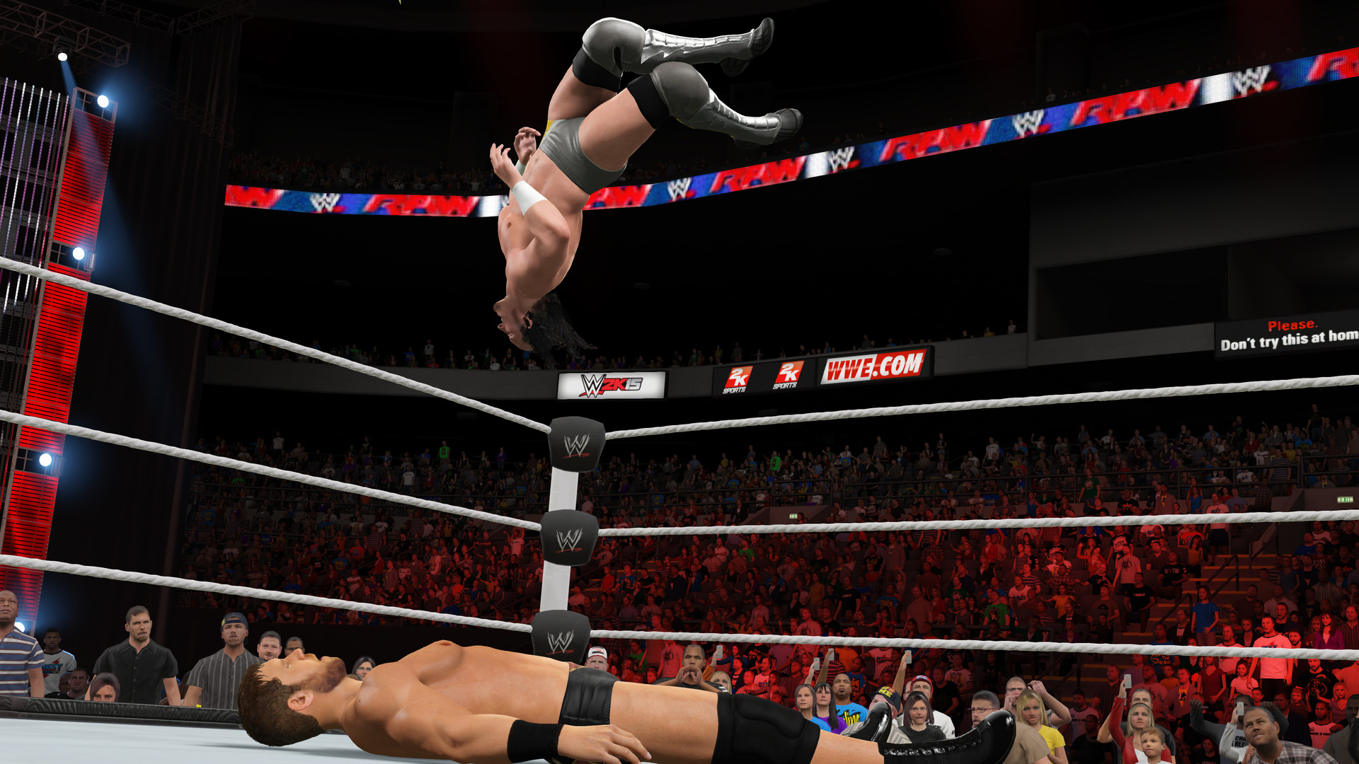 WWE 2K15 ESPAÑOL Full PC + DLC Pack Addon (RELOADED) + REPACK 5 DVD5 (JPW) 6