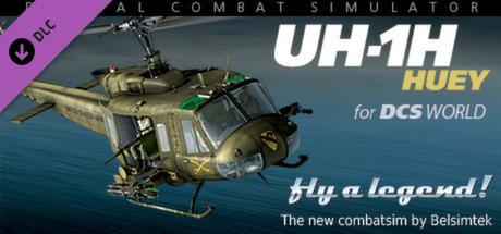 DCS: UH-1H Huey bei Steam