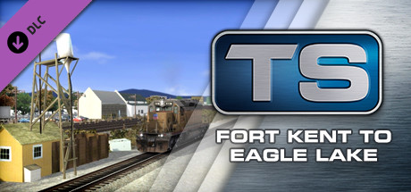 Купить Train Simulator: Fort Kent to Eagle Lake Route Add-On (DLC)