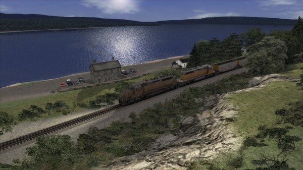 Train Simulator: Fort Kent to Eagle Lake Route Add-On (DLC)