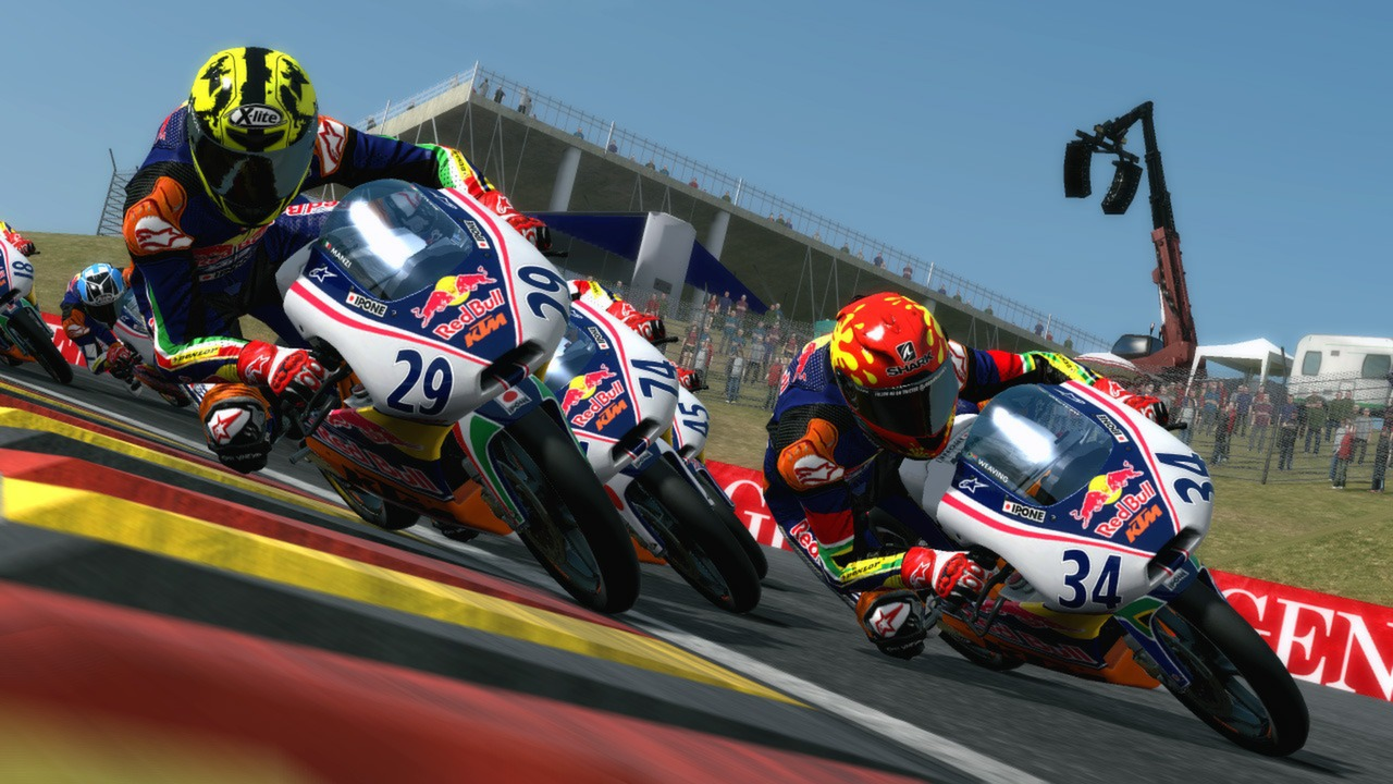 Save 60% on MotoGP™13: Red Bull Rookies Cup on Steam