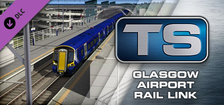 Glasgow Airport Rail Link Route Add-On