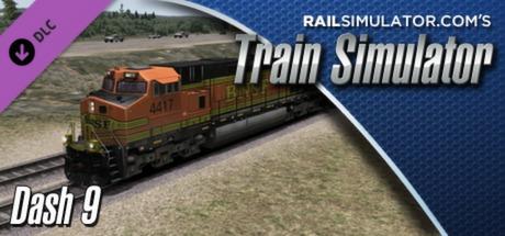 Railworks BNSF Dash9 Pack