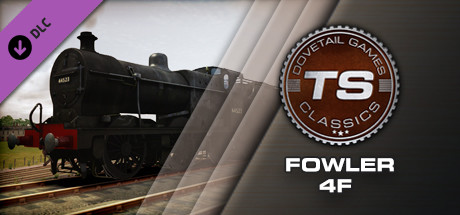 Купить Train Simulator: Fowler 4F Loco Add-On (DLC)