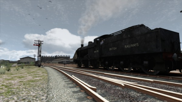 Train Simulator: Fowler 4F Loco Add-On (DLC)