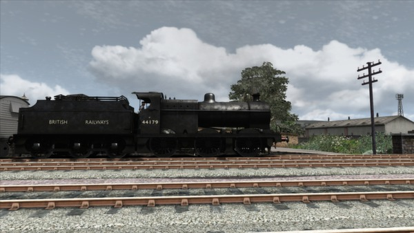 скриншот Fowler 4F Loco Add-On 3