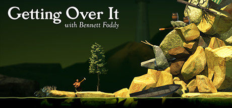 Getting Over It with Bennett Foddy (PC) 6