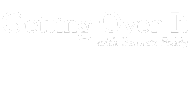 Getting Over It with Bennett Foddy - Steam Backlog