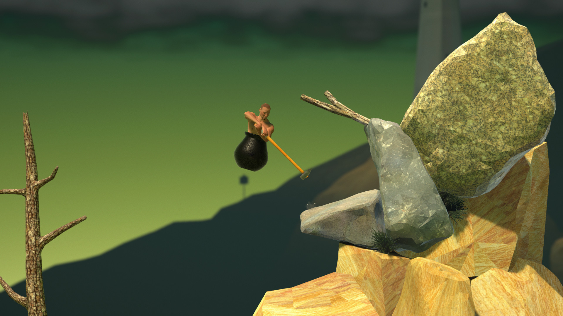 Getting Over It With Bennett Foddy For Mac