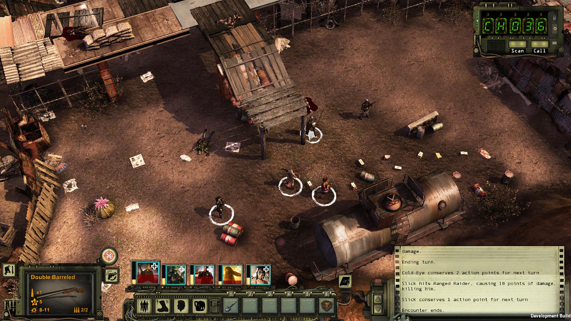 Wasteland 2 Multilenguaje ESPAÑOL PC (CODEX) 4