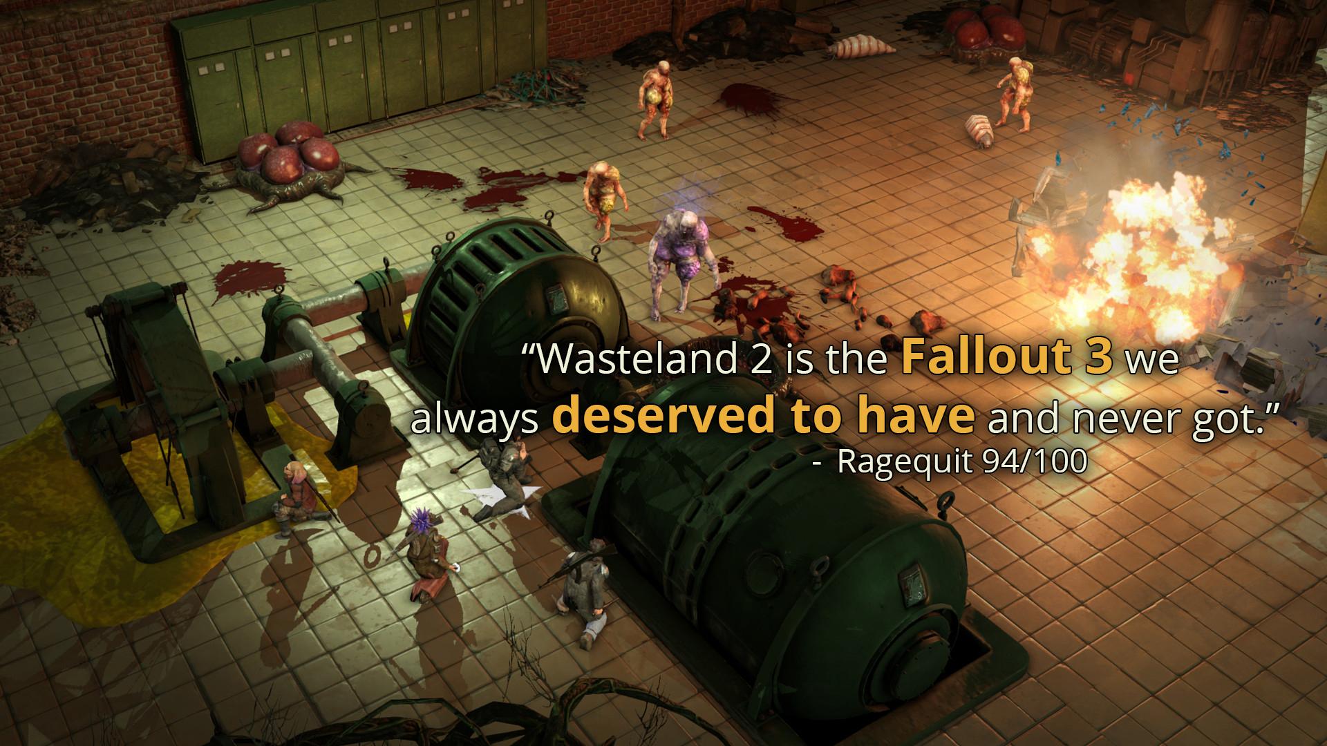 Wasteland 2 Director's Cut - Digital Classic Edition screenshot 3