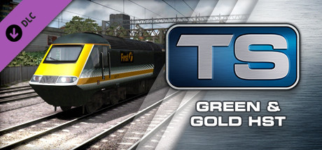 Купить Train Simulator: Green & Gold HST DMU Add-On (DLC)