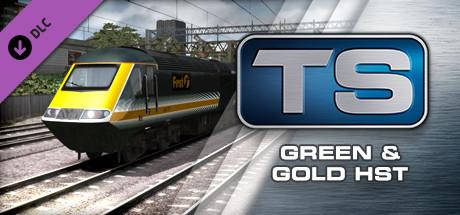 Green & Gold HST DMU Add-On