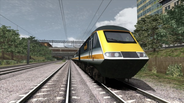 Train Simulator: Green & Gold HST DMU Add-On (DLC)
