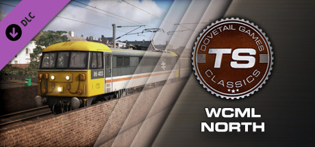 Купить Train Simulator: West Coast Main Line North Route Add-On (DLC)