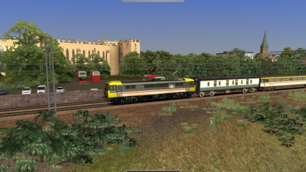 Train Simulator: West Coast Main Line North Route Add-On (DLC)