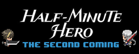Half Minute Hero: The Second Coming - 半分钟英雄:第二波