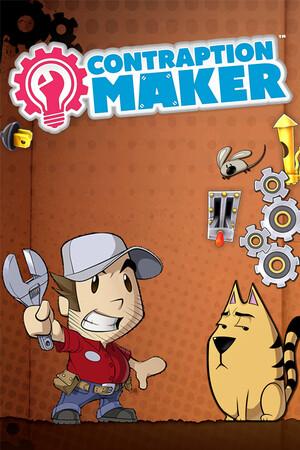 Contraption Maker poster image on Steam Backlog