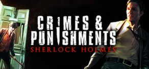 Sherlock Holmes: Crimes and Punishments cover art