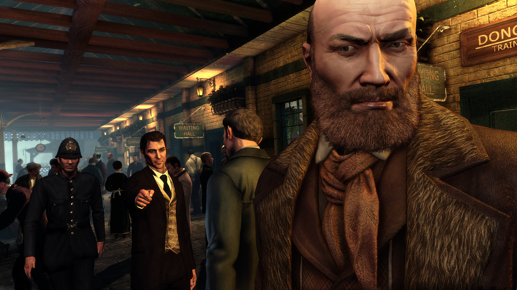 Sherlock Holmes: Crimes and Punishments Screenshot 2