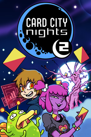 Card City Nights 2 poster image on Steam Backlog