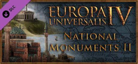 Europa Universalis IV: National Monuments II