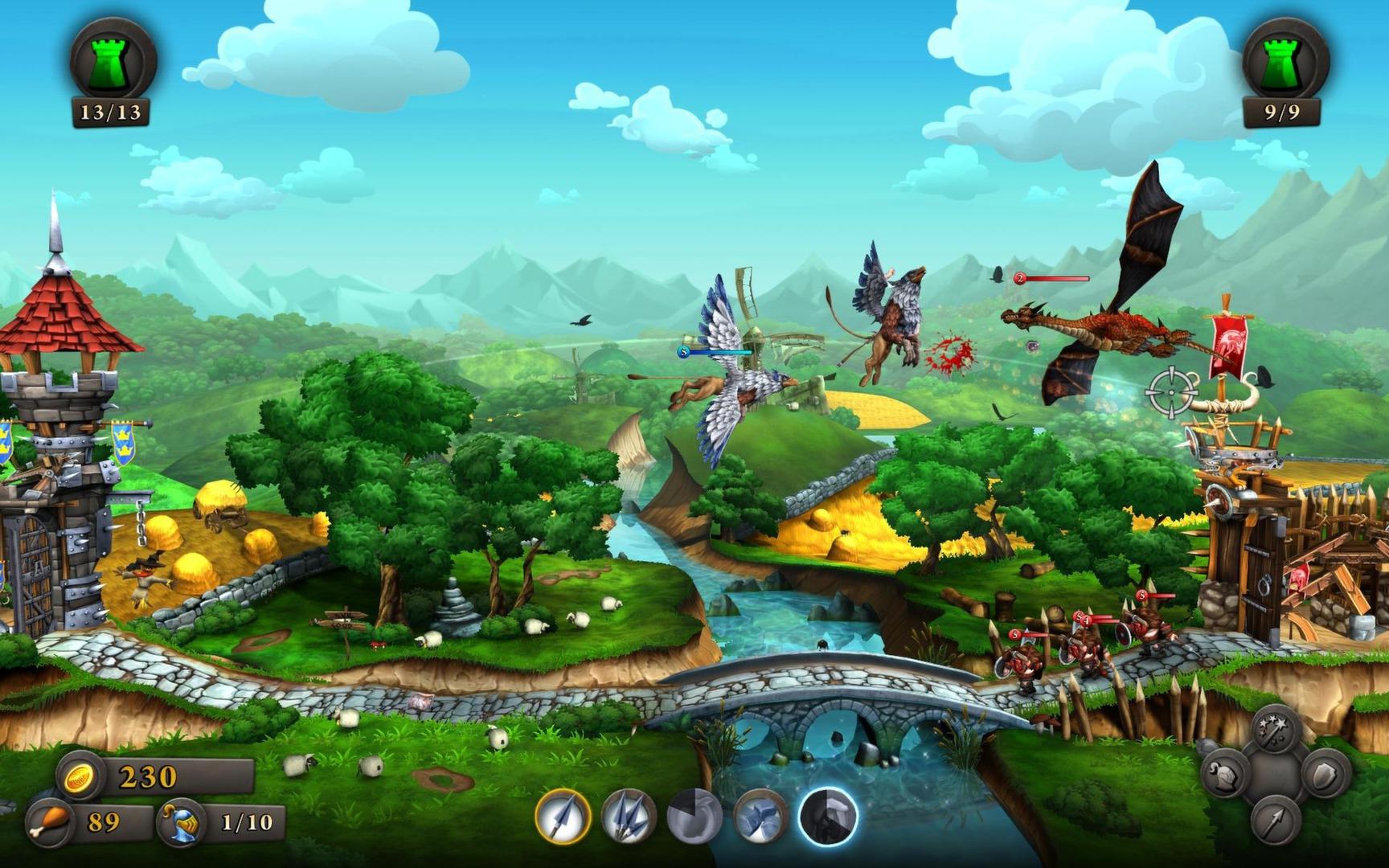 CastleStorm screenshot