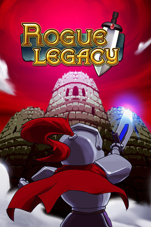 Rogue Legacy poster image on Steam Backlog