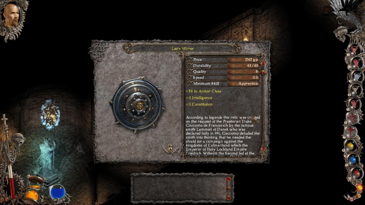 Inquisitor screenshot 1