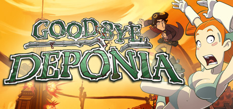 Game Banner Goodbye Deponia