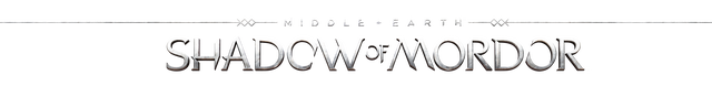 Middle-earth™: Shadow of Mordor™ logo
