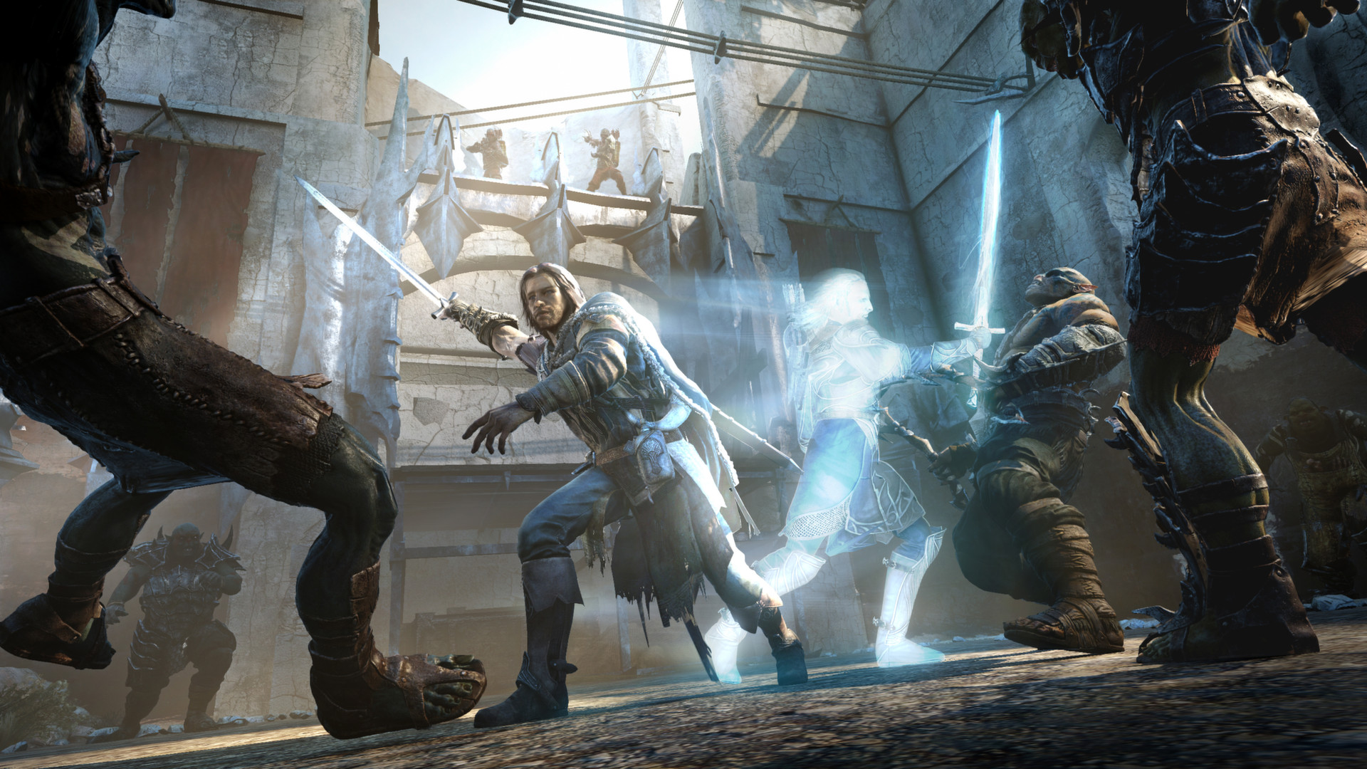 Middle-earth: Shadow of Mordor Game of the Year Edition [RePack] [2014 Rus Eng]
